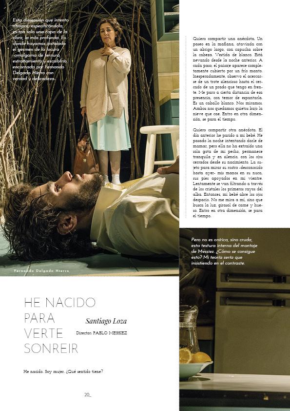 HE NACIDO PARA VERTE SONREÍR pagina 20