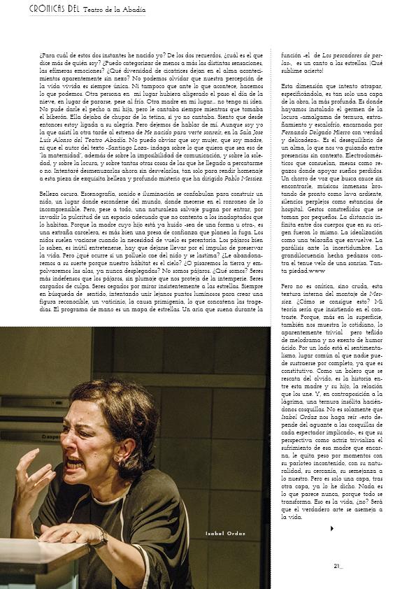 HE NACIDO PARA VERTE SONREÍR pagina 21