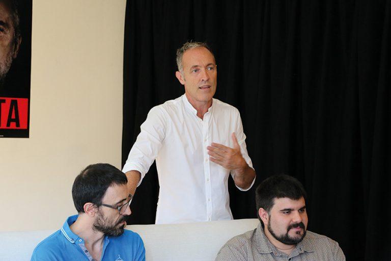 Israel Elejalde - Miguel del Arco - Jordi Casanovas Gonzalo De Castro - Elisabet Gelabert