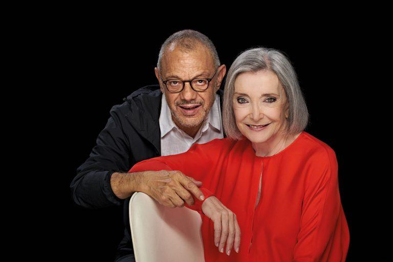 Nuria Espert y Luís Pascual