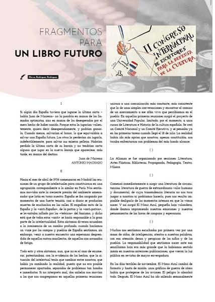 El exilio y el proyecto de una España democrática
