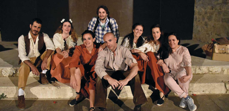 Compañía de Teatro Complejo de Esquilo (Teseo Teatro)