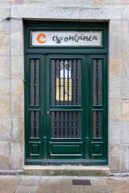 SANTIAGO DE COMPOSTELA teatro